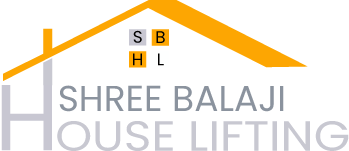 Shree Balaji House Lifting Logo